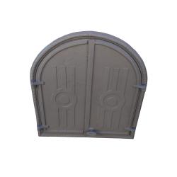 Cast Iron Smokehouse Door...